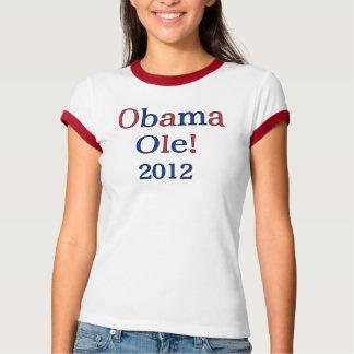 Spanish Pro-Obama T-Shirt