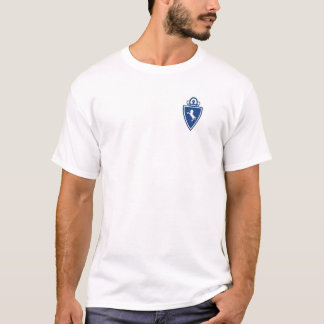 Spanish Style Indianapolis Football Badge T-Shirt