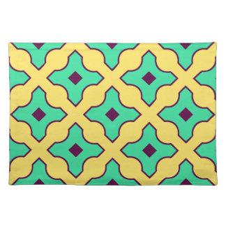 Spanish Tile Design Placemat