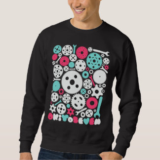 Spanners in the Works Pullover Sweatshirt