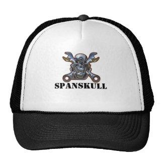SPANSKULL CAP