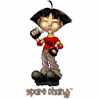 Spare Chang™ Photo Sculpture