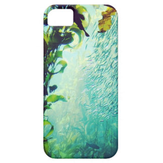 Sparkling fishes barely there iPhone 5 case