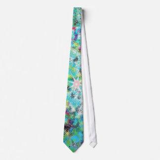Sparkly Art tie