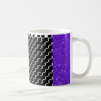 Sparkly Mugs Party Fun Tableware Checkerboard 4