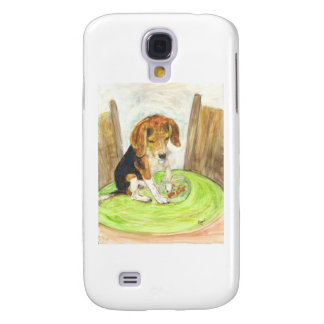 Sparky in the fishbowl galaxy s4 case
