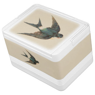 Sparrow Igloo Cooler Chilly Bin