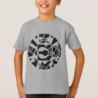 Spatial Intelligence Symbol Kid's T-Shirt