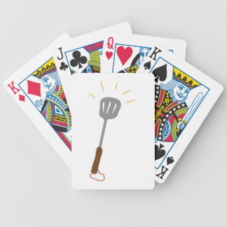 Spatula Bicycle Playing Cards