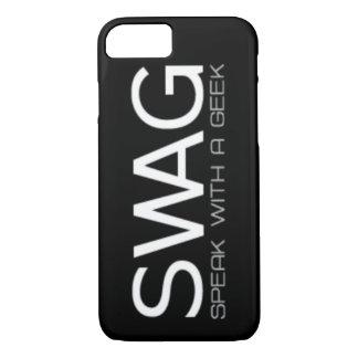Speak With A Geek iPhone 8/7 Case