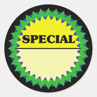 SPECIAL (ADD PRICE) Retail Sale Sticker