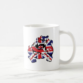 Special British Bulldog Coffee Mug