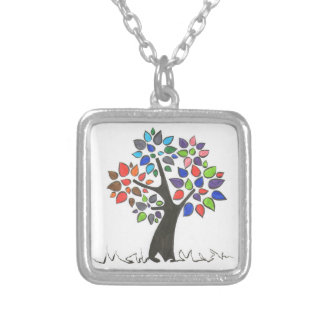Special pendant, for a special person square pendant necklace