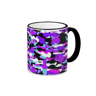 Special Purple Camo Mug