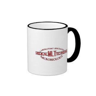 SPECIALIST LAB MLT MICROBIOLOGY MEDICAL LAB TECH RINGER MUG