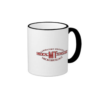 SPECIALIST LAB MT MICROBIOLOGY MEDICAL TECH RINGER MUG