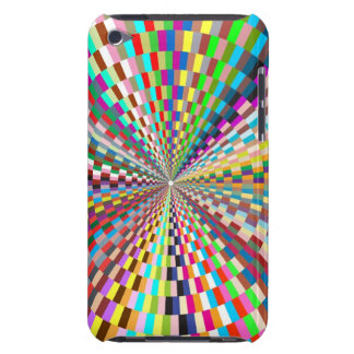 Speck® Fitted™ Fabric-Inlaid Hard Shell Case for i Barely There iPod Case