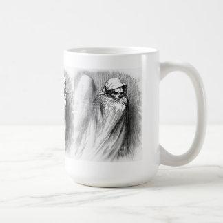Spectre décharné Mug