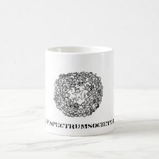 Spectrum Friends Cup Coffee Mugs