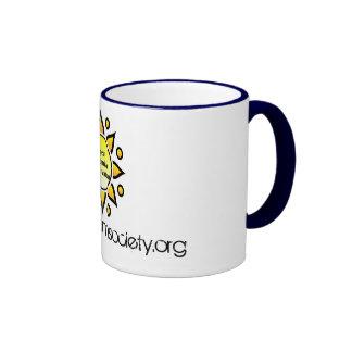 spectrum logo mug