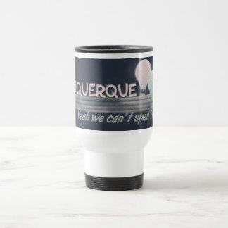 Spell Albuquerque Mug