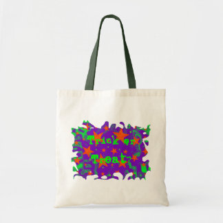 Spellbound grunge 'Trick or Treat?'' tote bag