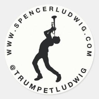 Spencer Ludwig Sticker