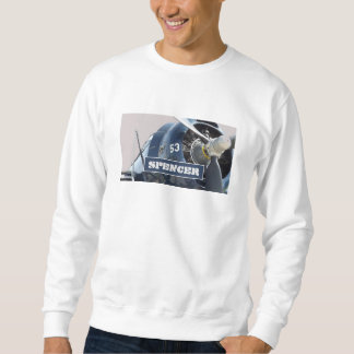 Spencer-Northrup a17 Plane Personalized Sweatshirt