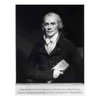 Spencer Perceval Postcard