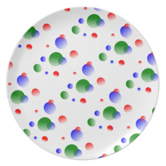 sphere colors plate