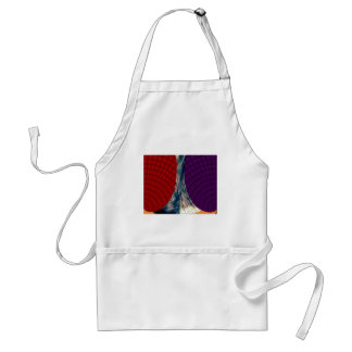Spheres and Pyramids - Holistic Colors Standard Apron