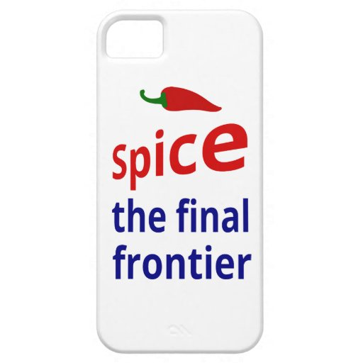 Spice: the final frontier iPhone 5/5S case