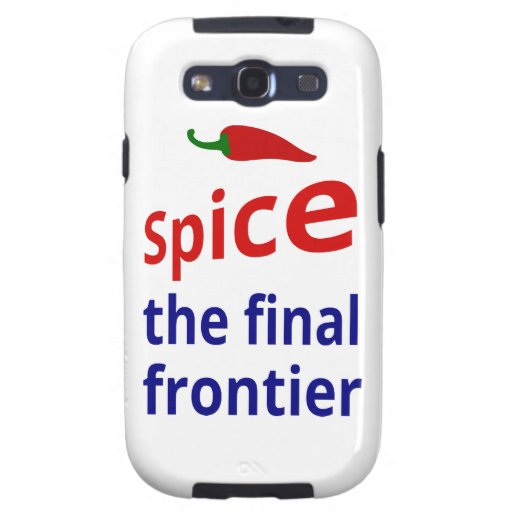 Spice: the final frontier galaxy SIII covers