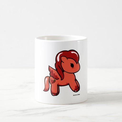 Spicy Pony | White Mug Dolce & Pony
