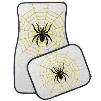 spider Car Mats Full Set Floor Mat