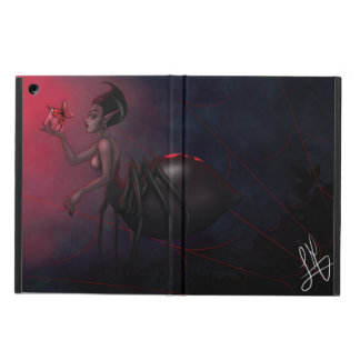 Spider Lady iPad Air Cover
