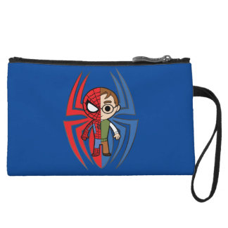 Spider-Man and Peter Parker Dual Identity Wristlet