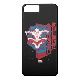 Spider-Man Crime Fighter iPhone 8 Plus/7 Plus Case