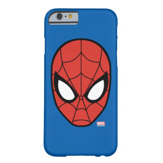 Spider-Man Head Icon Barely There iPhone 6 Case