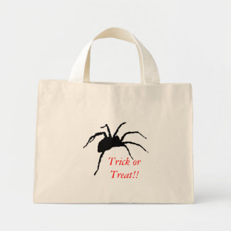 Spider Tote Bag 4-2010 Trick or Treat