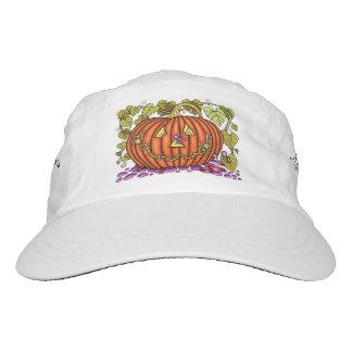 Spidery Jack O'Lantern Hat