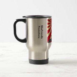 Spinin Stainless Steel Travel Mug