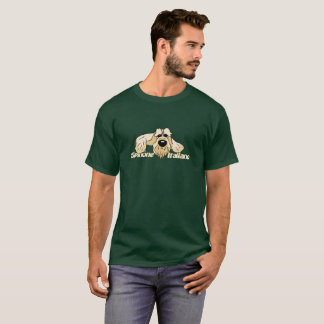 Spinone Italiano brightly head Cute T-Shirt