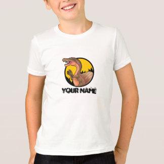 Spinosaurus badge shirt