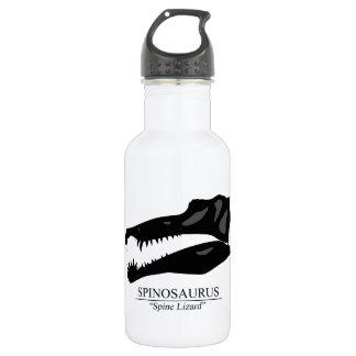 Spinosaurus Skull 532 Ml Water Bottle