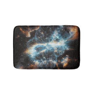 Spiral Nebula Space Bath Mat