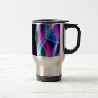 Spiral of Life Travel Mug