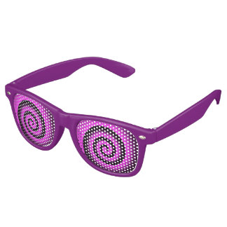 spiral party shades
