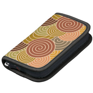 Spiral Patterns Mini Folio Planner