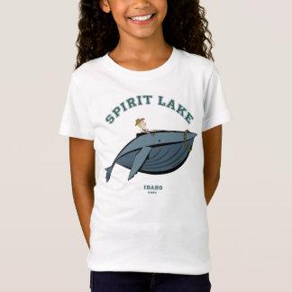 Spirit Lake Idaho....the Monster in the Deep! T-Shirt